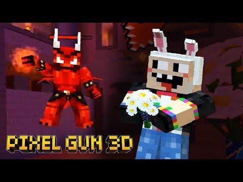 Pixel Gun 3D - Цветовод в АДУ 🔥CHALLENGE (414 серия)