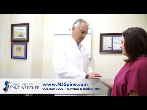 New Jersey Spine Institute: Awarded Spine Care In Bedminster And Newton, NJ
