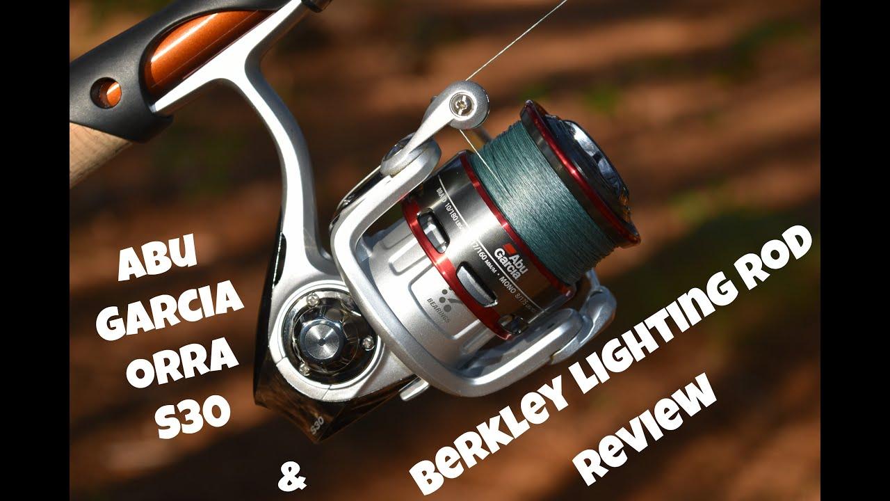 BASS FISHING BRAND NEW REEL ABU GARCIA CARDINAL Z 30 SPINNING REEL