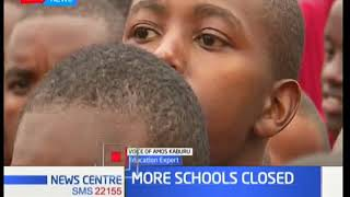 Nyanza Schools are on fire, more schools closed