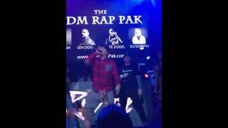 EDM Rap Pak Baby Bash Avalon Hollywood