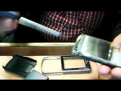 nokia 6220c Replace Lcd / Disassambel training mobile phone urdu