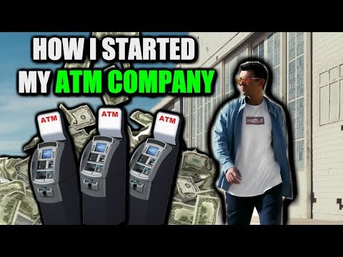 How I Started My Own ATM Business (PASSIVE INCOME SOURCE)