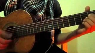 ana lik ya malak guitar cover