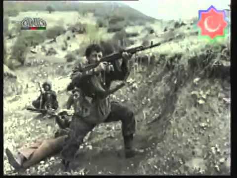 Карабах , война 1991 - 1994. War In Karabakh.