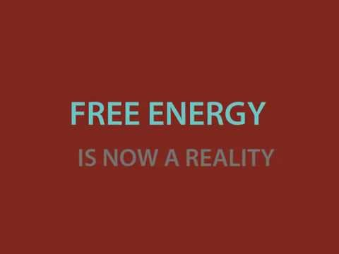 FREE ENERGY - It is NOW a REALITY