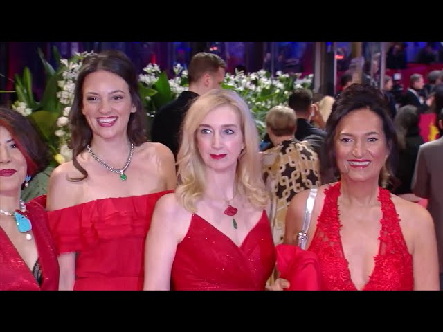 Red Club Berlinale Red Carpet