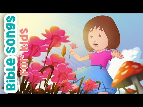 Jesus Loves Me  Bible Songs for Kids  Childrens Songs  Christmas Carols And Songs