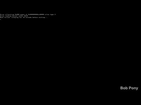 Installing Mac OS X El Capitan (10.11) on the Dell Optiplex 755