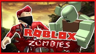 I CAN'T BELIEVE I'M PLAYING THIS GAME AGAIN! | Roblox - MMC Zombies Project