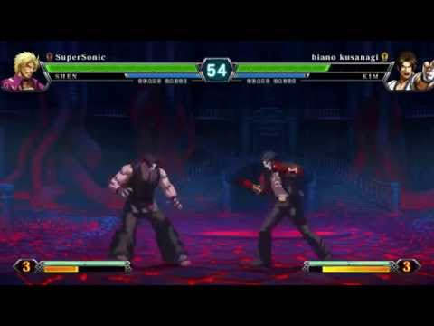 KOF XIII Steam Edition BR Casual Matches |