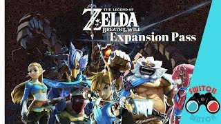 Zelda Breath of the wild Expansion Pass Review (Video Game Video Review)