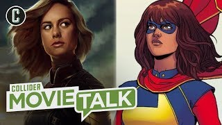Captain Marvel to Set Path for Ms. Marvel, First Bohemian Rhapsody Trailer - Movie Talk