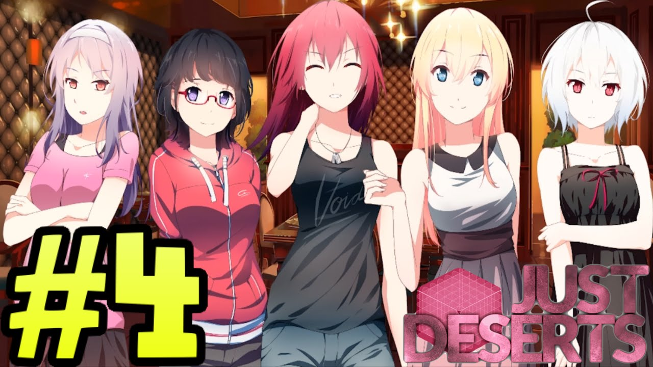 Girl anime dating sim