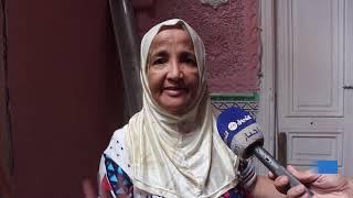الموت ردما تحت الأنقاض يهدد حياة تسع عائلات وسط  وهران