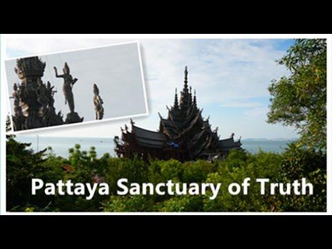 Sanctuary of Truth at Pattaya, Visit Thailand 14