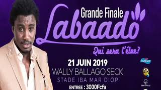 Wally B. Seck - 21 Juin au stade Iba Mar Diop