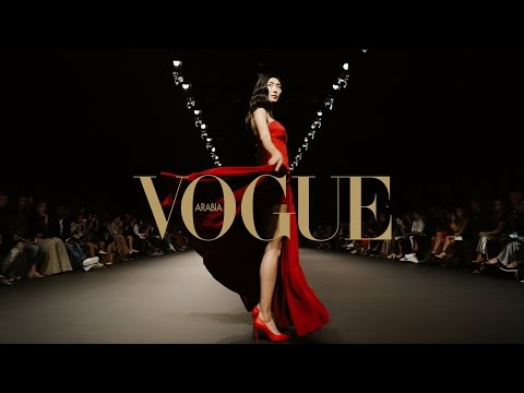 Vogue Arabia: Dubai Fashion Forward Recap - Fall 2017