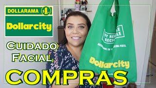 COMPRAS EN DOLLAR CITY | CUIDADO FACIAL