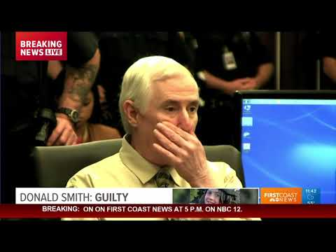 Donald Smith found guilty: The entire verdict reading