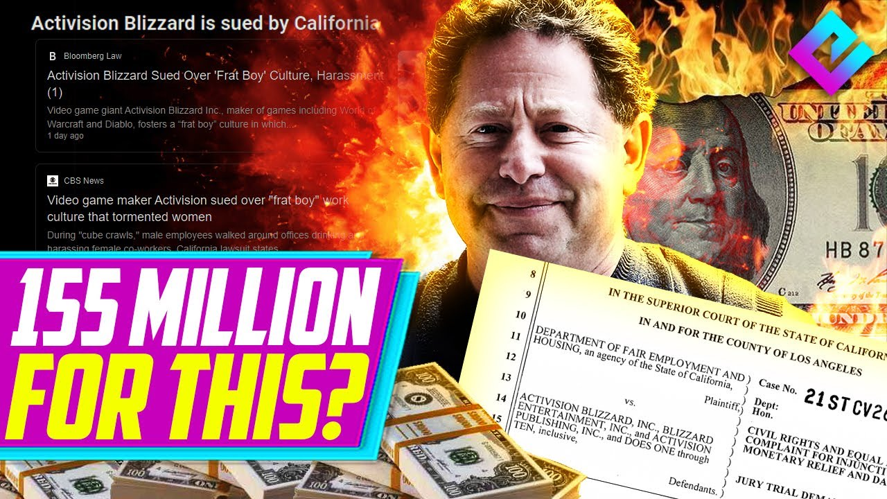 Activision Blizzard CEO Bobby Kotick Makes $155 Million Bonus