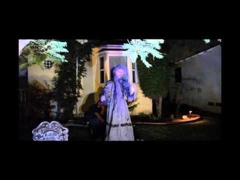 MF808 Mourner Flyer PoisonProps.com Haunted House Prop