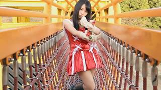 Cosplays Anime Dance (Cover【1人】Paintër (Painter, 페인터)┃Raon Lee)