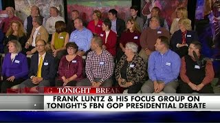 This Candidate Got the Least Favorable Reaction Ever from a Frank Luntz Focus Group