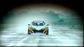 Fifth gear tests Lotus 211 sport car