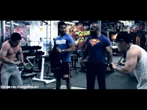 """Biceps and Triceps Workout with CT Fletcher- """"At least give it a try!"""""""