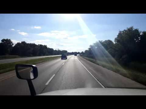 Bigrigtravels Live! Morris,  Illinois to DeForest, Wisconsin September 15, 2016