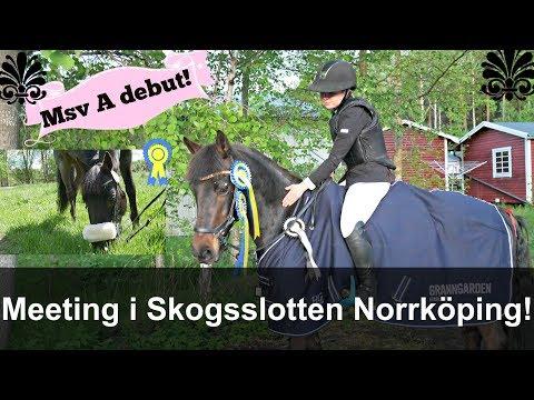 Häng med på meeting till Skoggsslottens RF Msv A debut!