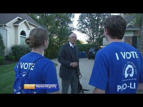 Teens Campaign for Pro-Life Senator in Missouri - ENN 2018-10-12