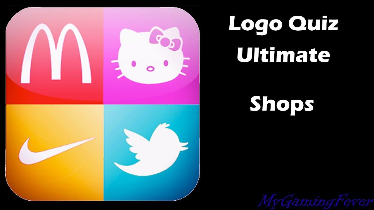 Shops logos quiz answers