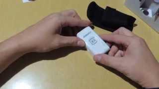 видео GPS-трекер GlobalSat TR-151