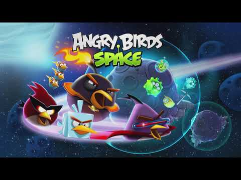Angry Birds Space music extended - Final battle (Boss test)