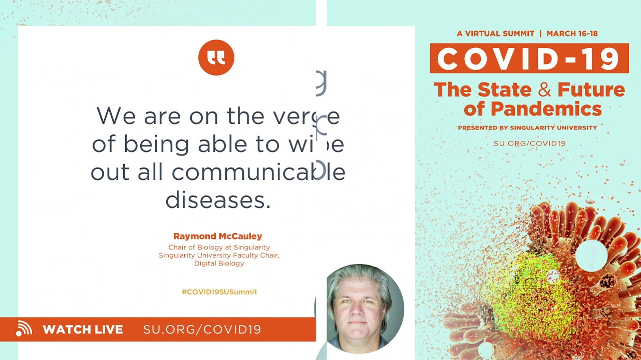 Covid 19 Virtual Summit Expert Quotes On The Current State The Future Of Pandemics Youtube