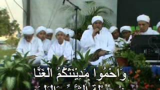 Ya Sayyidi Ya Rasulullah (MHDS Qaseedah)