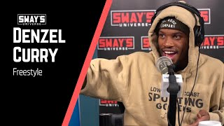 Gambar cover Denzel Curry Freestyle on Sway In The Morning | SWAY'S UNIVERSE
