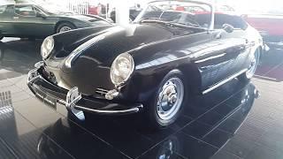 1961 Porsche 365B Roadster (360°)