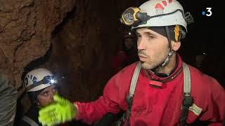 La Lozère accueille des stagiaires de spéléo secours du monde entier