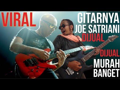 VIRAL - Gitar Listrik Ibanez JS Series nya Joe Satriani DIJUAL MURAH MERIAH BANGET - 0857 0663 6711