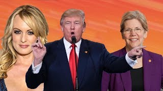 Trump Beats Stormy Daniels, Elizabeth Warren DNA Fail