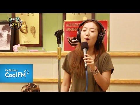 가수 정인 '오르막길' 라이브 LIVE / 140613[조정치&장동민2시]