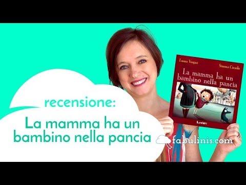 La mamma ha un bambino nella pancia 🤰 libri per bambini illustrati