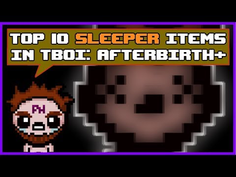 Top 10 Sleeper Hit Items in The Binding of Isaac: Afterbirth+