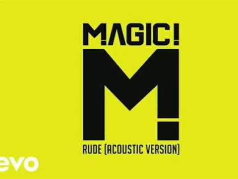 MAGIC!  RUDEMP3