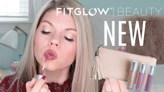 NEW FITGLOW BEAUTY LIP COLOUR SERUMS!