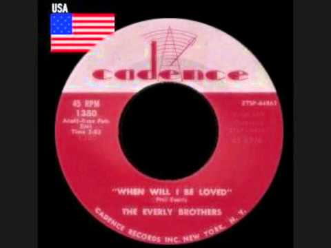 THE EVERLY BROTHERS   When Will I Be Loved [1960]