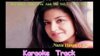 Yarr  Ko  Maine Mujhay  Yaar Nay  Sonay  Na  Diya  ( Singing Karaoke )